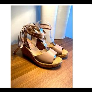 City Chic wedges size 40